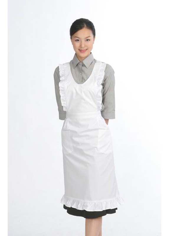 如何清洗酒店厨师工服上的黑色污渍?